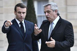 """El Presidente aseguró que se está """"avanzando"""" hacia un acuerdo con el Club de París"""