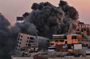 """El Gobierno expresó su """"honda preocupación"""" por la """"escalada de violencia"""" entre Israel y Palestina"""