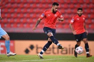 Independiente empató sobre el final frente a City Torque en Uruguay
