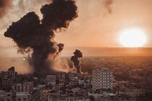 Continúan los bombardeos entre Israel y Hamas: un edificio destruido, al menos 200 heridos y 40 muertes