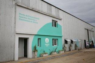 Distrito Norte: reciben aparatos eléctricos y electrónicos en desuso