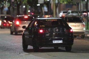 Violento robo a un taxista en Alto Verde - Imagen ilustrativa -