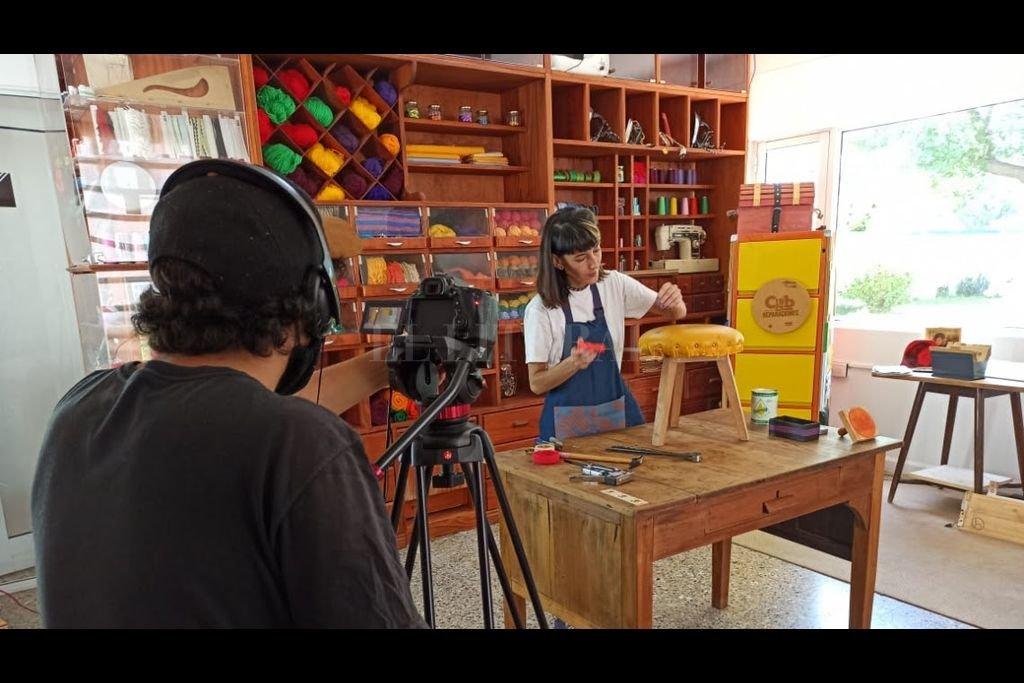 En esta nueva etapa, Arte en Red lleva los saberes de los espacios culturales a las pantallas y, desde ahí, a todo el territorio provincial.  Crédito: Gobierno de Santa Fe