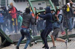 Colombia: los actos vandálicos han dejado más de 2 mil daños materiales durante el paro nacional