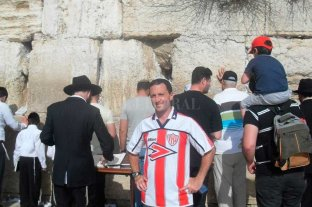 "Un santafesino en Israel: ""Nos  tiran 1.000 misiles por noche""  -"