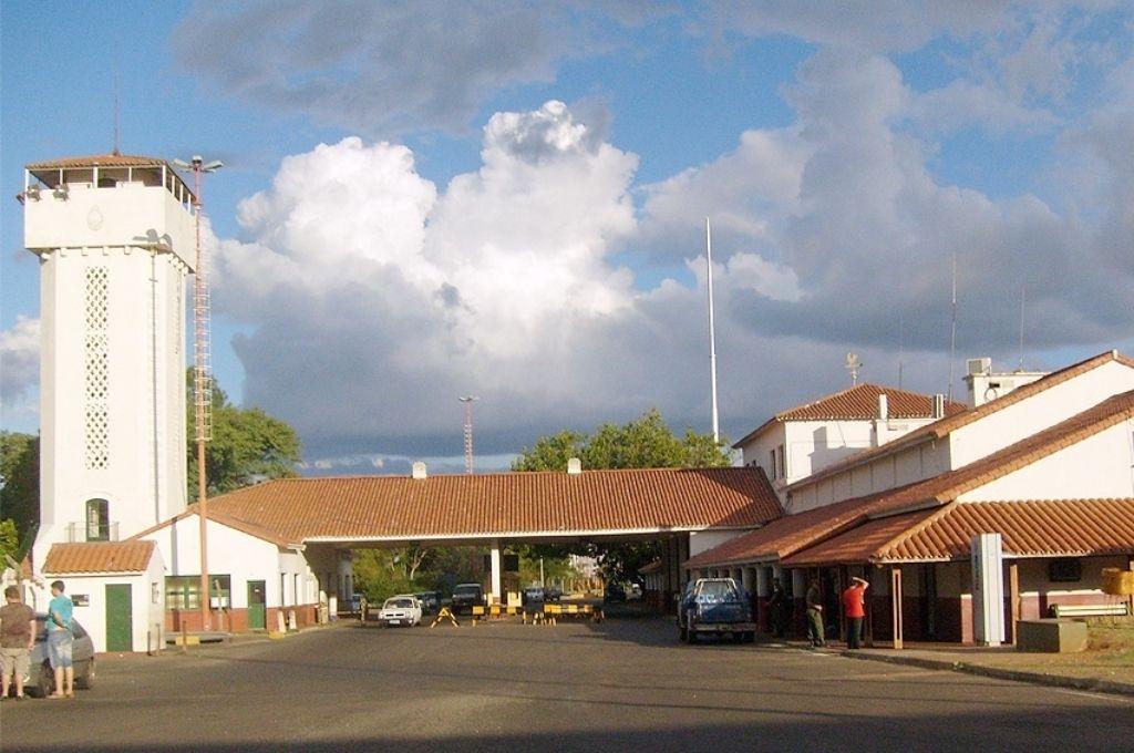 Centro de Frontera Paso de los Libres - Uruguayana Crédito: Gentileza