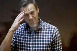 """Rusia: Navalny se encuentra """"bien"""" tras abandonar la huelga de hambre"""