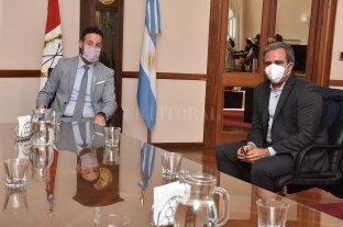 """Oscar Martínez: """"El diálogo y el consenso son siempre bienvenidos"""""""