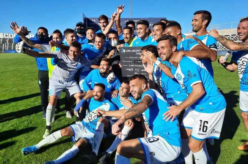 El Cele ganó y avanzó a octavos de final de Copa Argentina Crédito: Gentileza: Prensa Copa Argentina