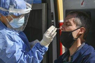 Coronavirus: Argentina informó 496 decesos y 24.475 nuevos contagios