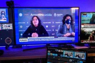 """Vizzotti e Ibarra defendieron la iniciativa de emergencia y habilitaron cambios """"razonables"""""""
