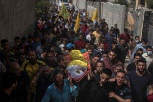 La minoría palestina se levantó en Israel, en medio de la ofensiva contra Hamas