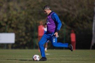 Vélez y un partido clave ante Liga de Quito