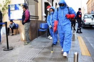 """Catamarca entró en """"Etapa Roja"""" por récord de casos de coronavirus"""