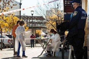 Coronavirus: Córdoba registró un amesetamiento de los casos positivos y ocupación de camas críticas