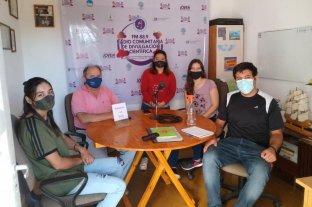 En una escuela del norte santafesino brindan clases por radio