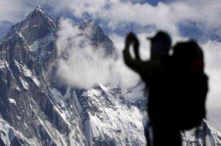 Dos montañistas murieron por agotamiento en el Everest