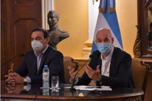 El gobernador de Corrientes se reunió con Rodríguez Larreta