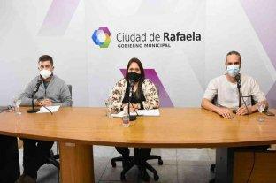 """Racca: """"Seguimos necesitando la solidaridad de todos los rafaelinos"""""""