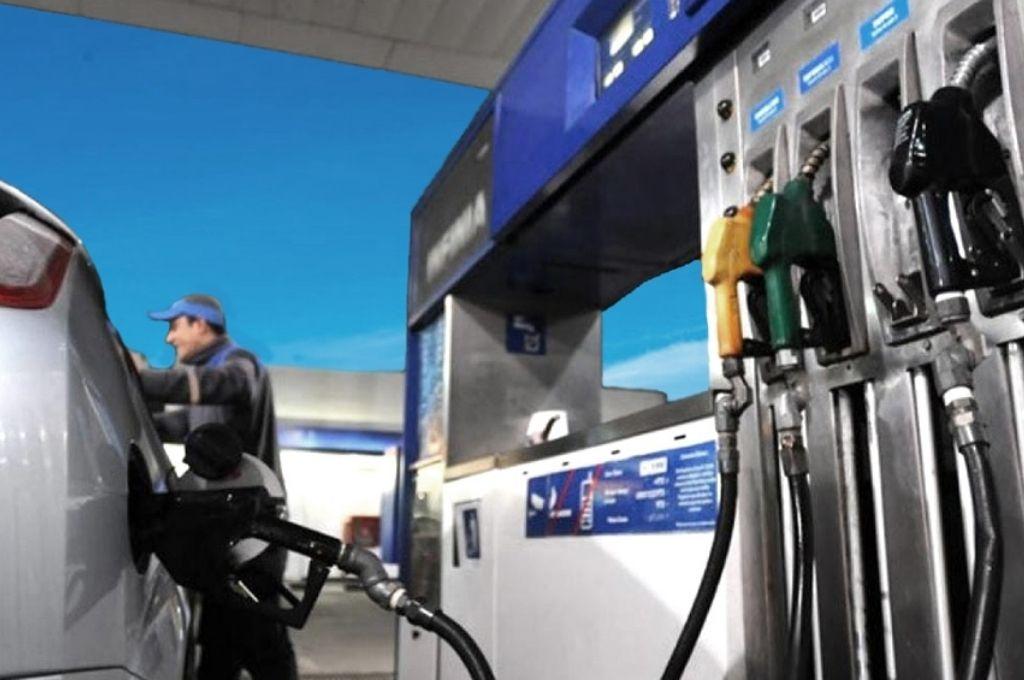 La nafta subirá otro 5% desde este fin de semana