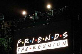 """El 27 de mayo se estrenará """"Friends Reunion"""", el regreso más esperado de todos"""