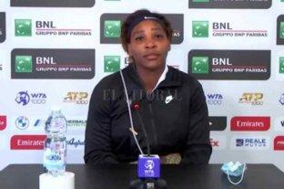 La indiferente respuesta de Serena Williams cuando le preguntaron por Podoroska