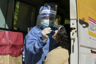 Covid en Argentina: notificaron 448 fallecidos y 26.531 contagios -  -