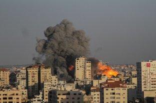 Israel inició operaciones terrestres en la Franja de Gaza
