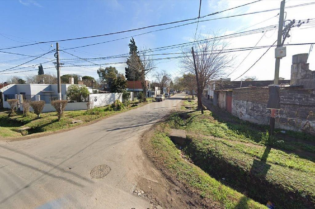 Intersección de las calles Campbell y Gaboto. Crédito: Captura digital
