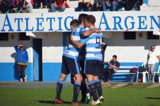 Franco Rolón, el dueño de los goles