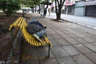 """El Gobierno oficializó la creación de la """"Línea de acción para la inclusión de personas en situación de calle"""""""