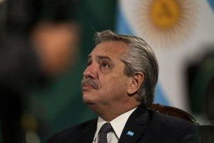 """Preocupado por la inflación, Fernández asegura estar decidido a """"atacar el tema"""""""