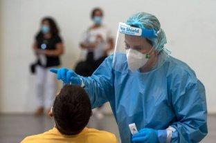 Córdoba, Chaco y Río Negro registraron un nuevo pico de contagios