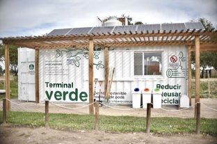 Primera Terminal Verde municipal para la gestión de restos de poda