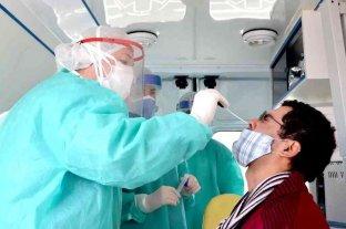 San Juan: se detectaron casos de las variantes Manaos, británica y andina