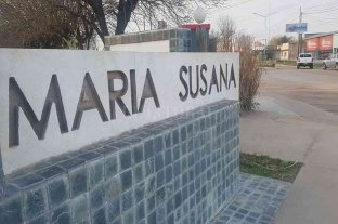 Este sábado, María Susana celebrará sus 110 años