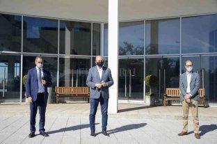 Anuncio de inversiones y acuerdos comerciales en la visita del embajador de Brasil