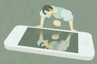Encantados por un espejo digital