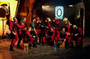 La Casa de Papel: terminó el rodaje de la quinta temporada