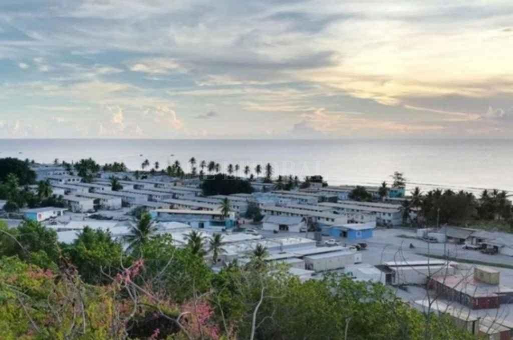 Isla Nauru. Crédito: Gentileza