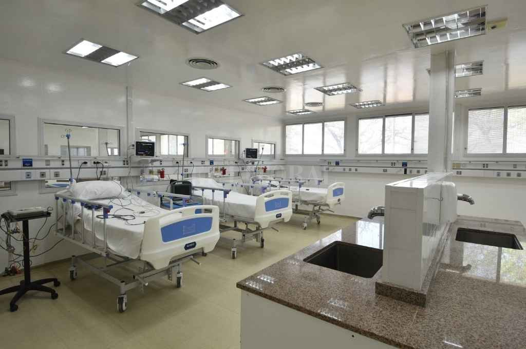 Todas las camas críticas del Hospital Iturraspe están ocupadas -  -