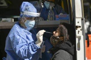 Reportaron 601 fallecidos y 27.363 nuevos contagios de coronavirus en Argentina -  -