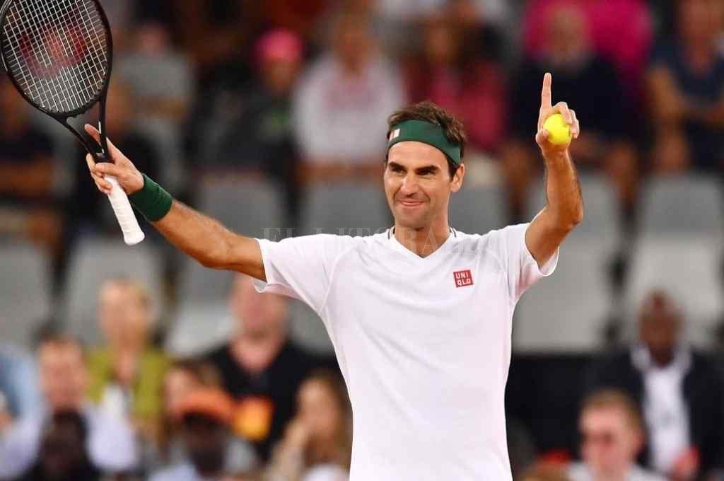 Roger Federer exigió una decisión final sobre los Juegos Olímpicos de Tokio Crédito: Gentileza
