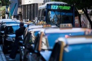 Los colectiveros comienzan paro por tiempo indeterminado en Rosario