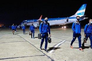 Talleres ya está en Santa Fe: el probable equipo titular para enfrentar a Colón