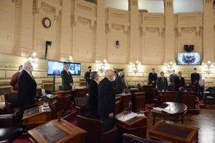Palabras póstumas para Lifschitz en el Senado
