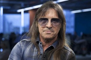 """Adrián Barilari, vocalista de Rata Blanca, dijo que """"no iría al programa de Mirtha"""" ni por un millón de dólares  -"""