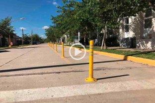 """Con """"sendas seguras"""", San Carlos Sud afianza la movilidad sustentable"""