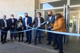 Cafiero y Perotti inauguraron un centro de prevención y asistencia de las adicciones