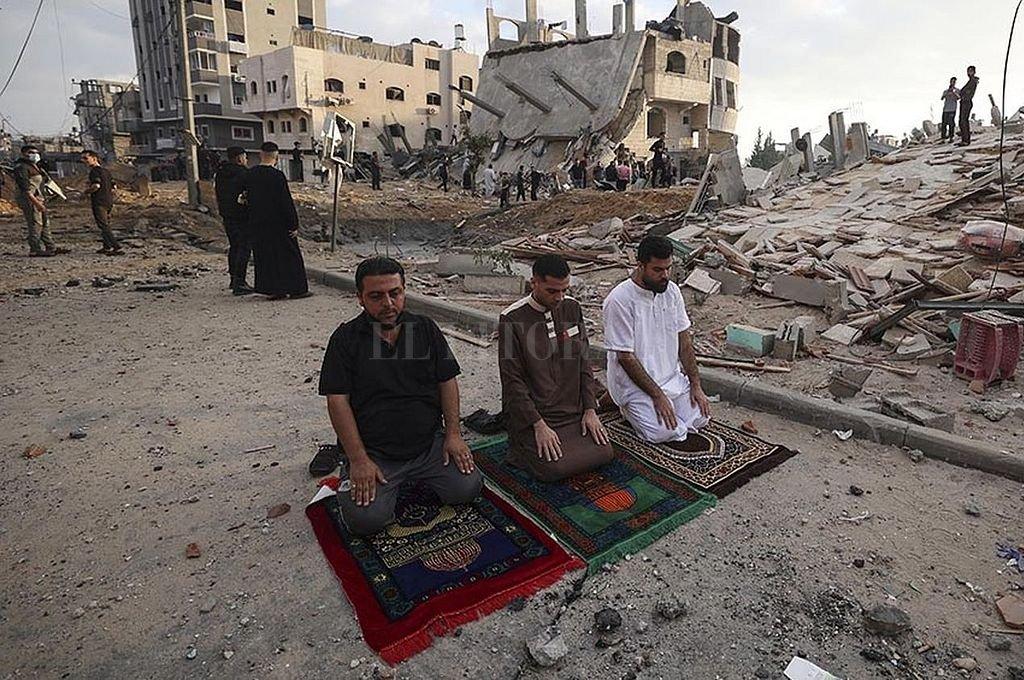 Tanto Israel como Hamas intensifican sus ataques. La historia vuelve a repetirse, como hace siete años. Crédito: Captura digital